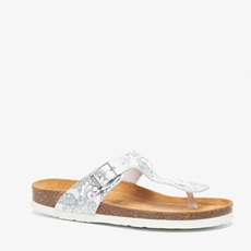 Hush Puppies dames bio teenslippers
