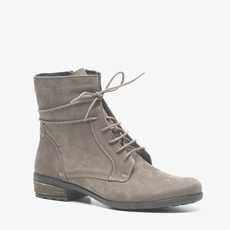 Hush Puppies leren dames veterboots