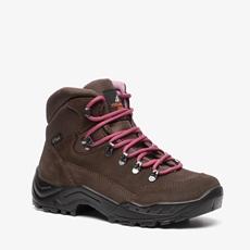 Mountain Peak leren dames wandelschoenen
