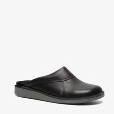 Chaussures Noires Scapino Avec Nez Rond Pour Les Hommes QSahEXDb