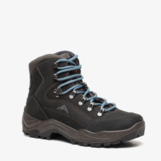 Mountain Peak leren dames wandelschoenen