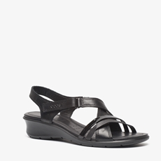 Ecco Felicia leren dames sandalen