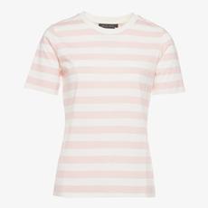 Jazlyn gestreept dames t-shirt
