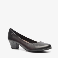 Hush Puppies leren dames pumps