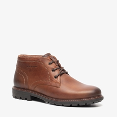 Hush Puppies leren heren veterschoenen