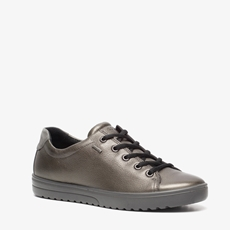 Ecco Fara leren dames veterschoenen