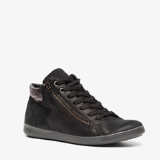 Hush Puppies leren dames veterschoenen
