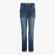 Oiboi jongens slim fit stretch jeans
