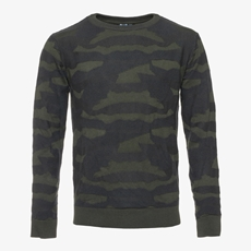 Unsigned heren sweater