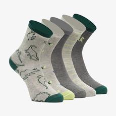 5 paar jongens sokken