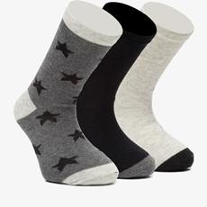 3 paar jongens sokken