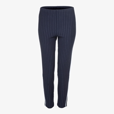 Jazlyn gestreepte dames pantalon
