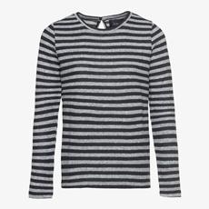 Jazlyn gestreepte dames sweater