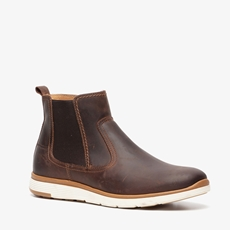 Hush Puppies leren heren boots