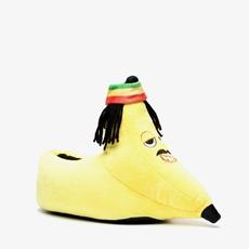Thu!s dames pantoffels banaan