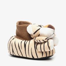 Thu!s kinder pantoffels tijger