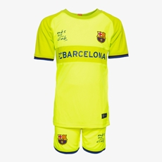 FC Barcelona tweedelinge kinder sport set