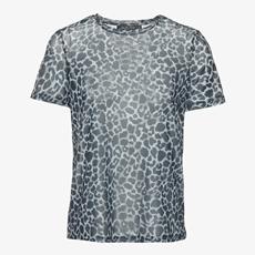 Jazlyn dames leopard t-shirt
