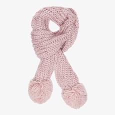 Roze meisjes sjaal