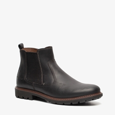 Hush Puppies leren heren Chelsea boots