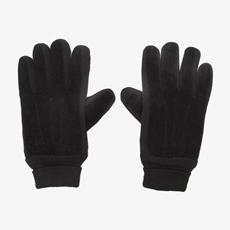 Leren heren handschoenen
