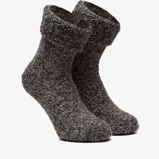 1 paar wollen sokkem