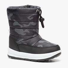 Zwarte kinder snowboots