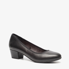 Jana leren dames pumps