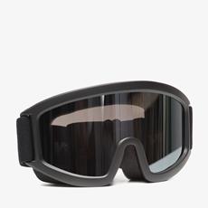 Mountain Peak kinder skibril zwarte lens