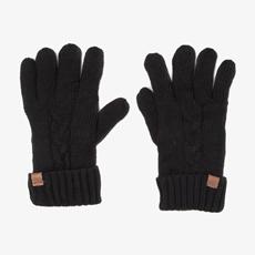 Gebreide kinder handschoenen