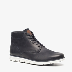 Hush Puppies leren heren veterboots