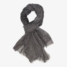 Dames sjaal met glittertjes