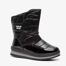 Zwarte snowboots