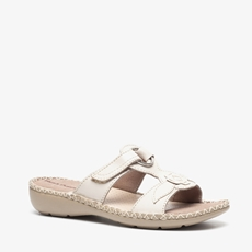 Hush Puppies leren dames slippers