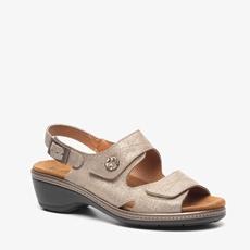 Natuform leren dames sandalen