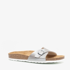 Hush Puppies leren dames bio slippers