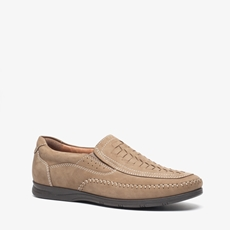 Hush Puppies leren heren instappers