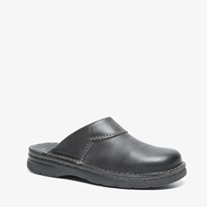 Hush Puppies leren heren muilen