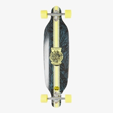 Nijdam drop through longboard