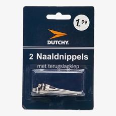Dutchy naaldnippels