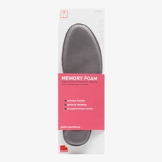 Memory foam inlegzolen