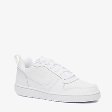 Nike Court Borough leren heren sneakers