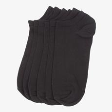 3 paar sneaker sokken van biologisch katoen