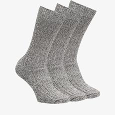3 paar Mountain Peak  Noorse sokken