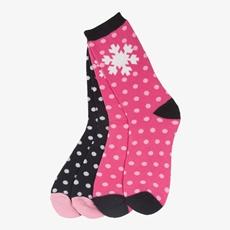 Meisjes sokken 2 paar