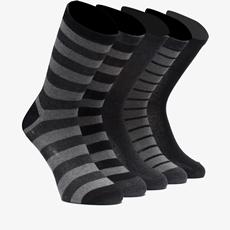 5 paar kinder sokken