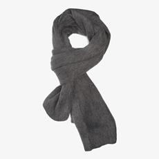 Grijze dames sjaal