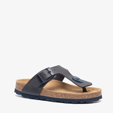 Hush Puppies jongens bio teenslippers