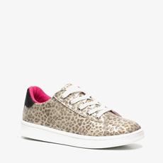 Blue Box meisjes leopard sneakers