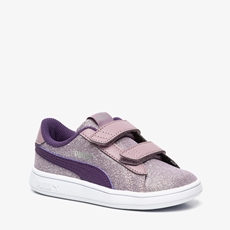Puma Smash V2 Glitz Glam meisjes sneakers